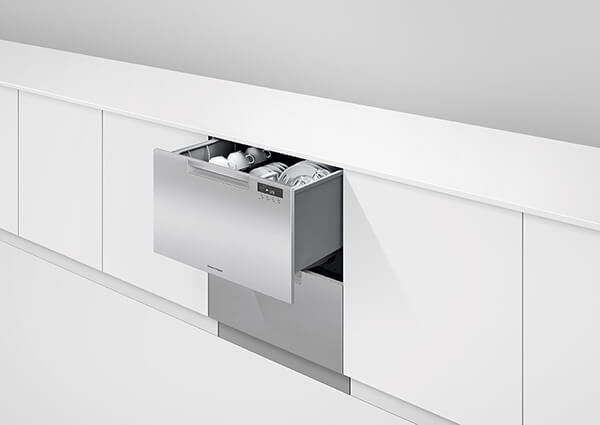 抽屜式洗碗機 雙層不銹鋼抽屜式洗碗機 DD60DCHX9