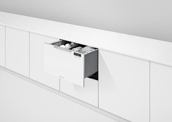抽屜式洗碗機 單層白色抽屜式洗碗機 DD60SCHW9 