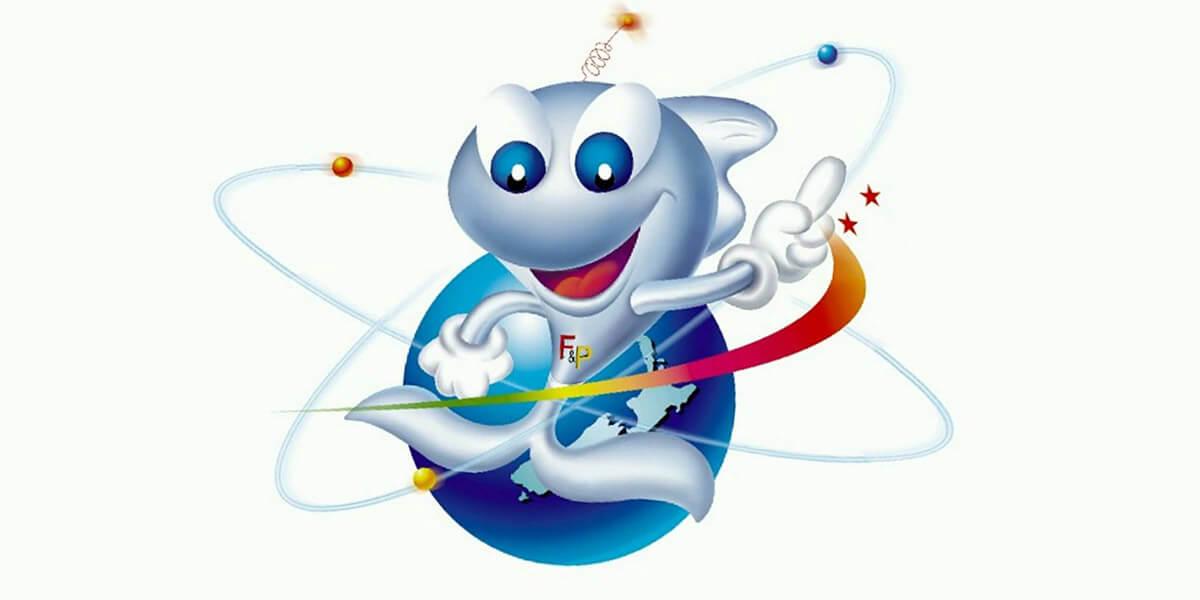 FISHER PAYKEL 派克魚 吉祥物